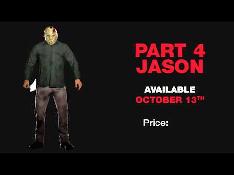 Part 4 Jason Gameplay Trailer and Breakdown | Friday the 13th The Game