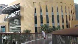 The Address Hotel Downtown Dubai 2012 Premier fountain view