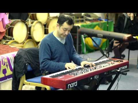 Jason Rebello Live at Beat Carnival Masterclass - Blackbird