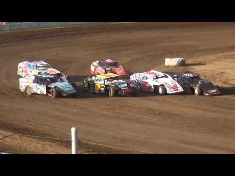 IMCA Modified Heat 2 Independence Motor Speedway 8/10/19