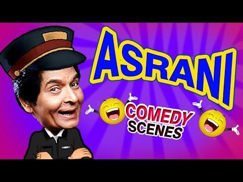 Asrani Comedy Scenes {HD} - Weekend Comedy Special - Indian Comedy