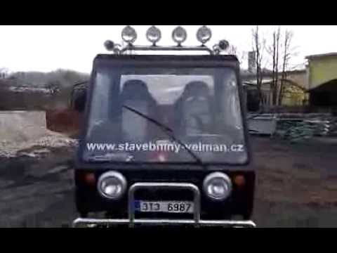 stavebniny velman multicar m25 multina youtube. Black Bedroom Furniture Sets. Home Design Ideas