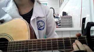 Sóc sờ bai Sóc Trăng guitar cover by Mèo Già