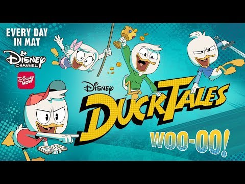 The New 'DuckTales' Is 'Game of Thrones' for Kids