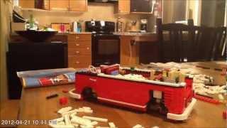 Lego T1 Camper Van Build.wmv