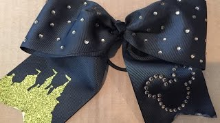 Disney Cheer Bows