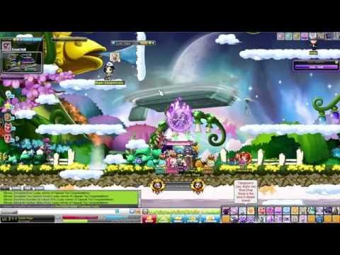 Maplestory Europe - V.117 update changes