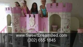 Kids Theme Beds | Custom Kids Furniture | Decorating Children's Rooms