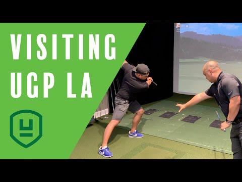 Visiting UGP – Urban Golf Performance in Los Angeles, CA