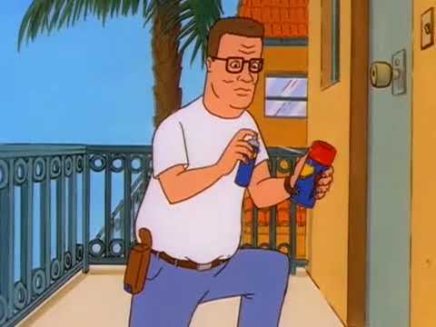 King Of The Hill Wd40 Youtube