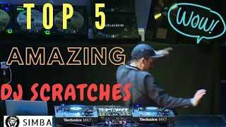 AMAZING! - BEST DJ SCRATCHES AND TURNTABLISM EVER (Dj Scratch Compilation)