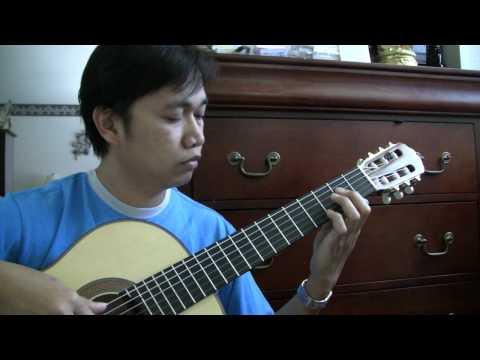 Sampaguita - D. Paterno (arr. by Jose Valdez) Solo Classical Guitar