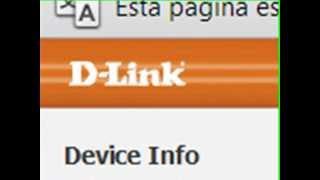 COMO ROTEAR MODEM  DSL 500B D-LINK