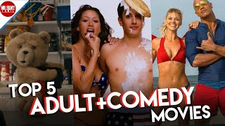 Top 5 Adult + Comedy Movies in Tamil Dubbed | Hollywood Movies in Tamil Dubbed | Mr Filmy Tamil