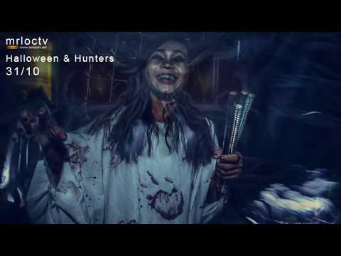 Lễ hội Halloween và Thợ săn - Halloween and Hunter | Những con ma Thật ghê rợn