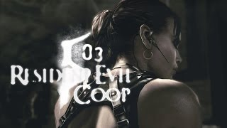 SEE YOU LATER, ALIGATOR - Zagrajmy w: Resident Evil 5 Co-Op #3 w/ Kaftann & Ada [60fps Gameplay PL]