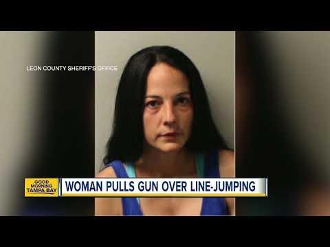Super y Jaylah - Mujer de la Florida Amenaza a Punta de Pistola