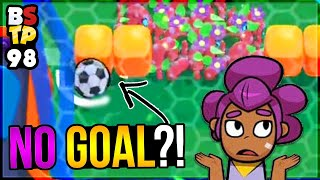 WHAT!? HOW is THAT Not A Goal?! Top Plays in Brawl Stars #98