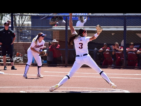 NCAA Softball Regional highlights: Arizona
