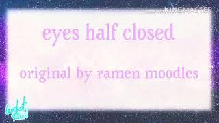 Eyes Half closed // animation meme // flippaclip