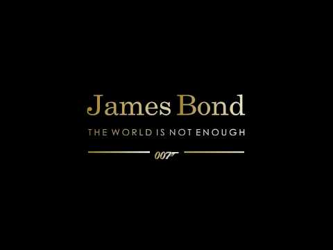 James Bond - The World is Not Enough | Kingsman: The Golden Circle Style [HD-1080p]