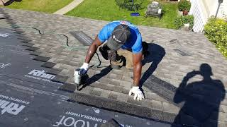 Edmonton roof installation - PJ Roofing