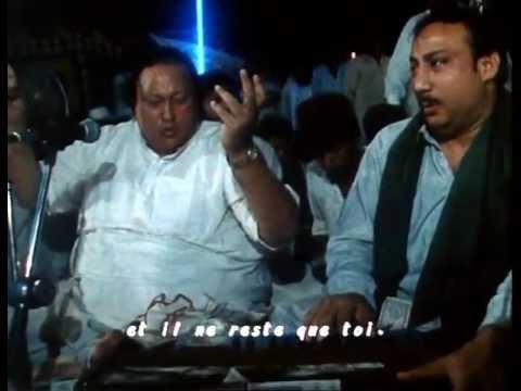 Musique du Pakistan 1, musiques religieuses - Nusrat fateh ali khan