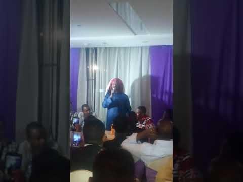 Xafladi xalay ee qowmiyada saran soor ee kadhacday Nairobi Kenya ( grand royal hotel )