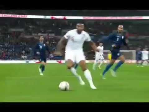 Callum Wilson Debut in National team ● England VS USA ●
