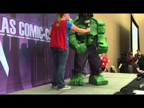 Dallas Comic Con Fan Days 2014 Costume Contest