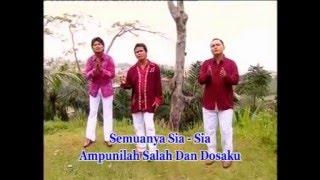 Download Mp3 Lagu Rohani Kristen : Kuserahkan Hidupku.....nafiri Trio