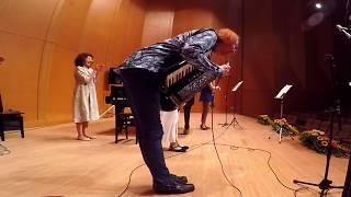 "Mas Que Nada"" performance at Encore Musique Atelier concert. Perfor..."