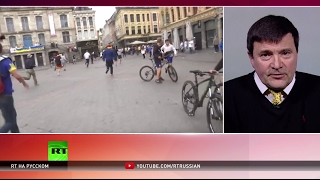 Журналист  Фильм BBC о российских фанатах — пропаганда