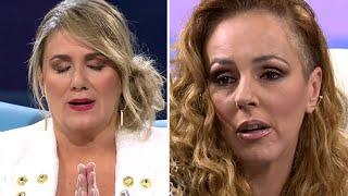 El inesperado anuncio de Carlota Corredera , Rocío Carrasco y Fidel Albiac en la entrevista final