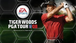 Tiger Woods PGA Tour 08 - PS3 Gameplay