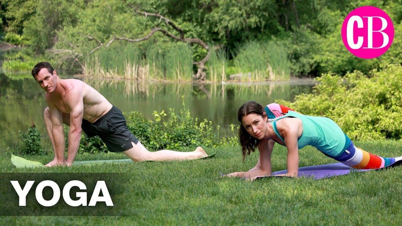 Yoga Poses to Unwind