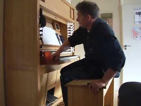 psalm 97 orgel content mondri 5400 youtube. Black Bedroom Furniture Sets. Home Design Ideas