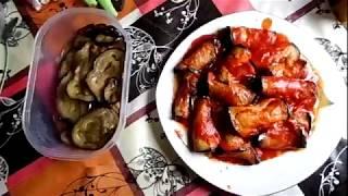 Вкуснейшие Итальянские ЗАКУСКИ из БАКЛАЖАНОВ/Простейшие рецепты