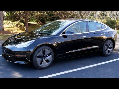 Tesla Model 3 Review - The Good and The Bad