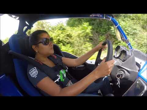 Fanny YAMAHA YXZ 1000R test drive