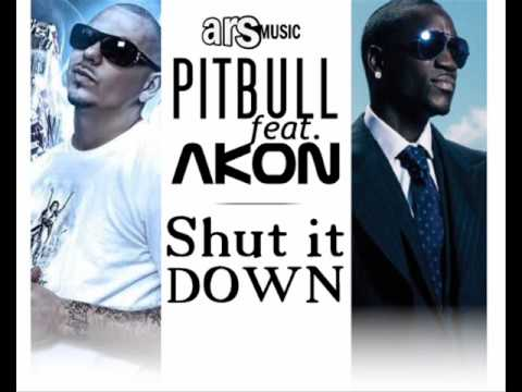 Pitbull Feat Akon Shut It Down Zozo Dj Club Mix Youtube