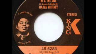 Marva Whitney - He