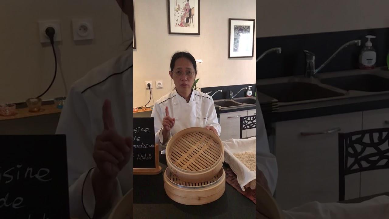 Cuisine de fermentation (KOji)et cuisine fusion au Restaurant La 5ème Saveur