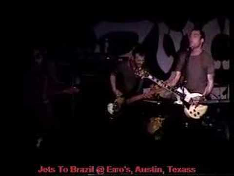 Jets To Brazil- Unreleased song live