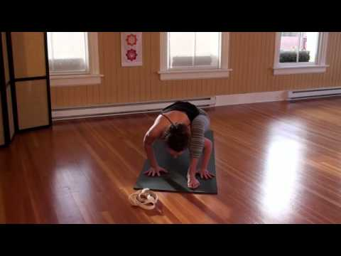 Beautifully Bound Flow Class with Fiji McAlpine   DoYogaWithMe com