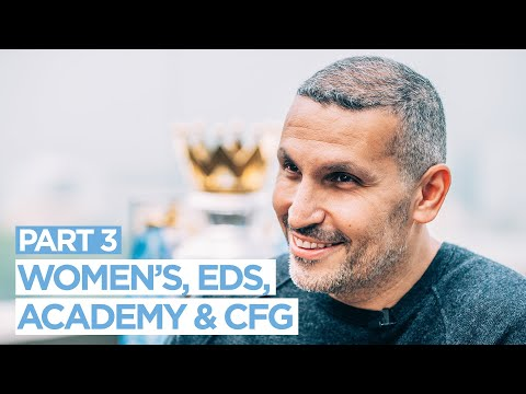 Foden, Academy and Much More! CHAIRMAN'S INTERVIEW | PART 3 | 20/21 End Of Season Review