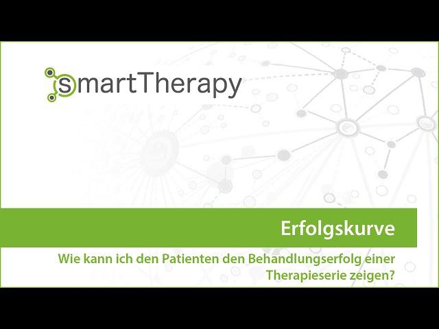 smartTherapy: Erfolgskurve