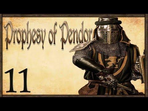 Nigel the Slave Hunter Returns! | Prophesy of Pendor 3.9.2 | Warband Mod Gameplay Walkthrough #11