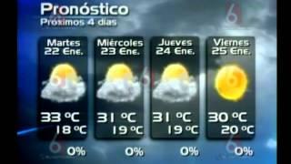 EL CLIMA PARA LAS PROXIMAS HORAS @moisesurbina