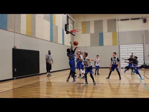 MN Spartans vs Eagan 5th Grade Boys Basketball - Full Game